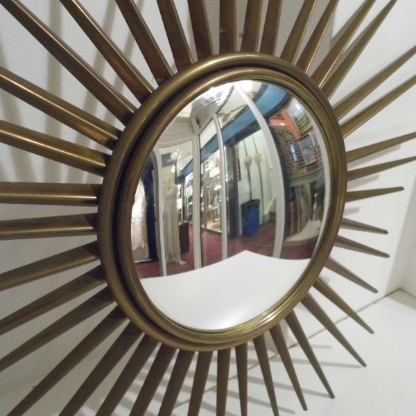Chaty vallauris mirror travers antiques for Chaty vallauris miroir